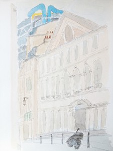 Albert Mauerhofer in Paris, 7. Rue de la Bretonnier, Amadeo,Blog