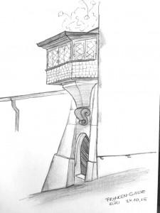 Française Zürich_24.10.15, urban sketching,astrid amadeo, astrid schmid, zeichnen in zürich