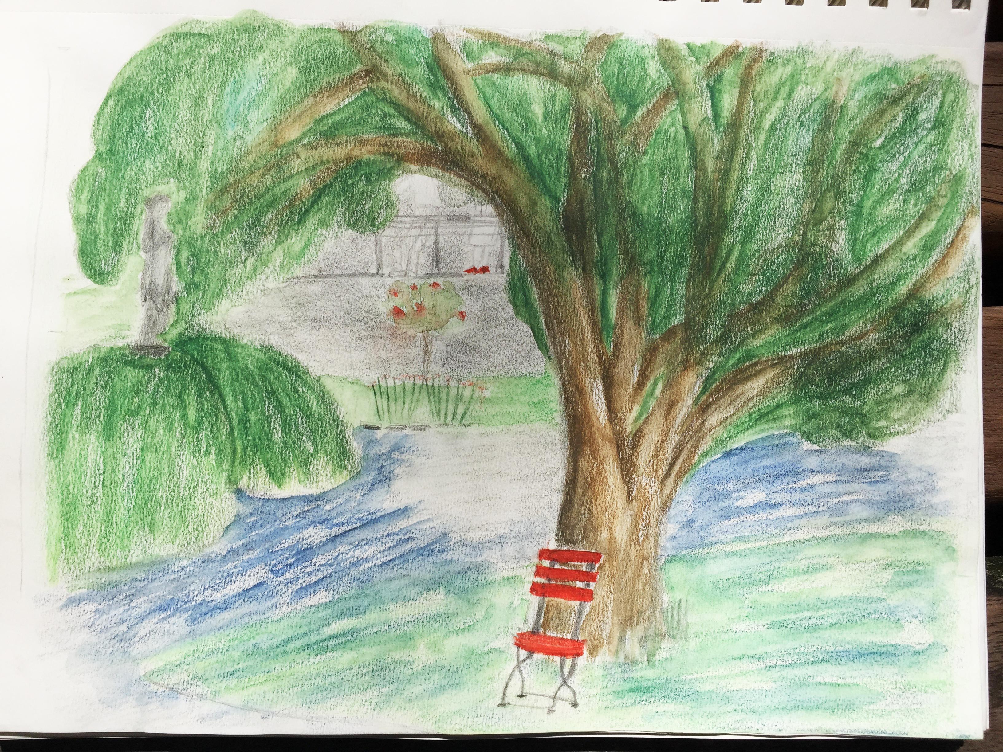 Chris von Lanthen, Patumbahpark, Summer Academy