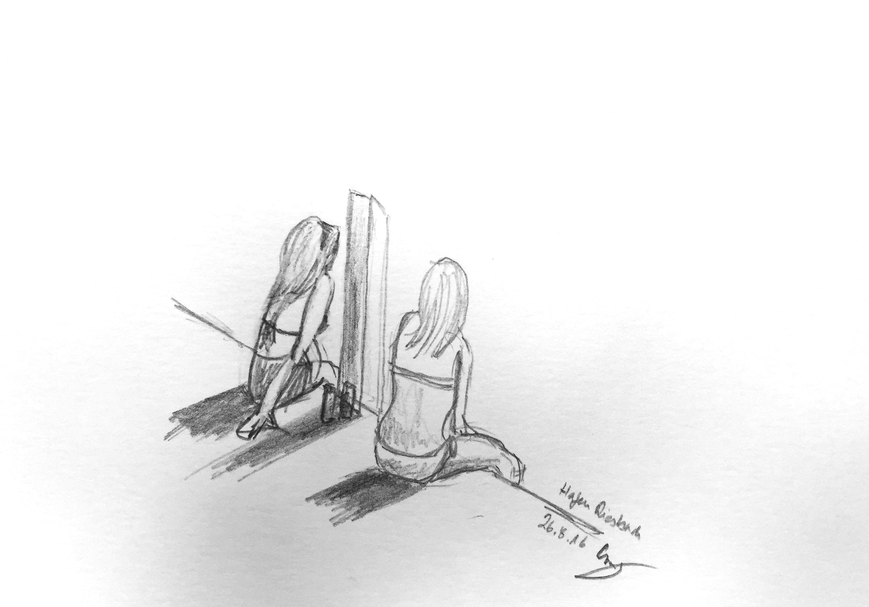 Cornelia Silaghi, sketching people,Astrid Amadeo,Summer Academy, Urban Sketching, Blog, Astrid Schmid, Zeichnen in Zurich