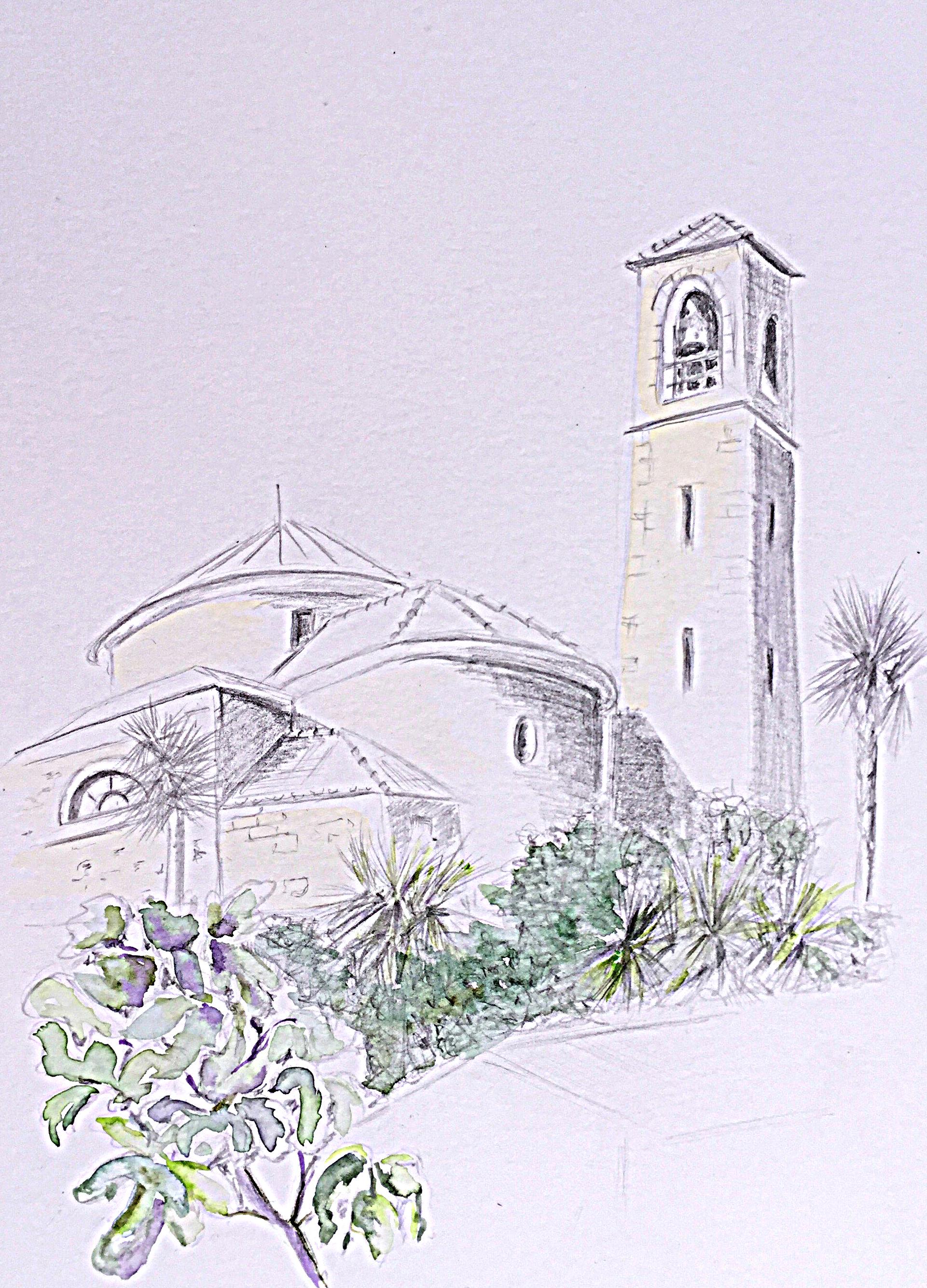 Kirche St Abbondio_Maya Schultze