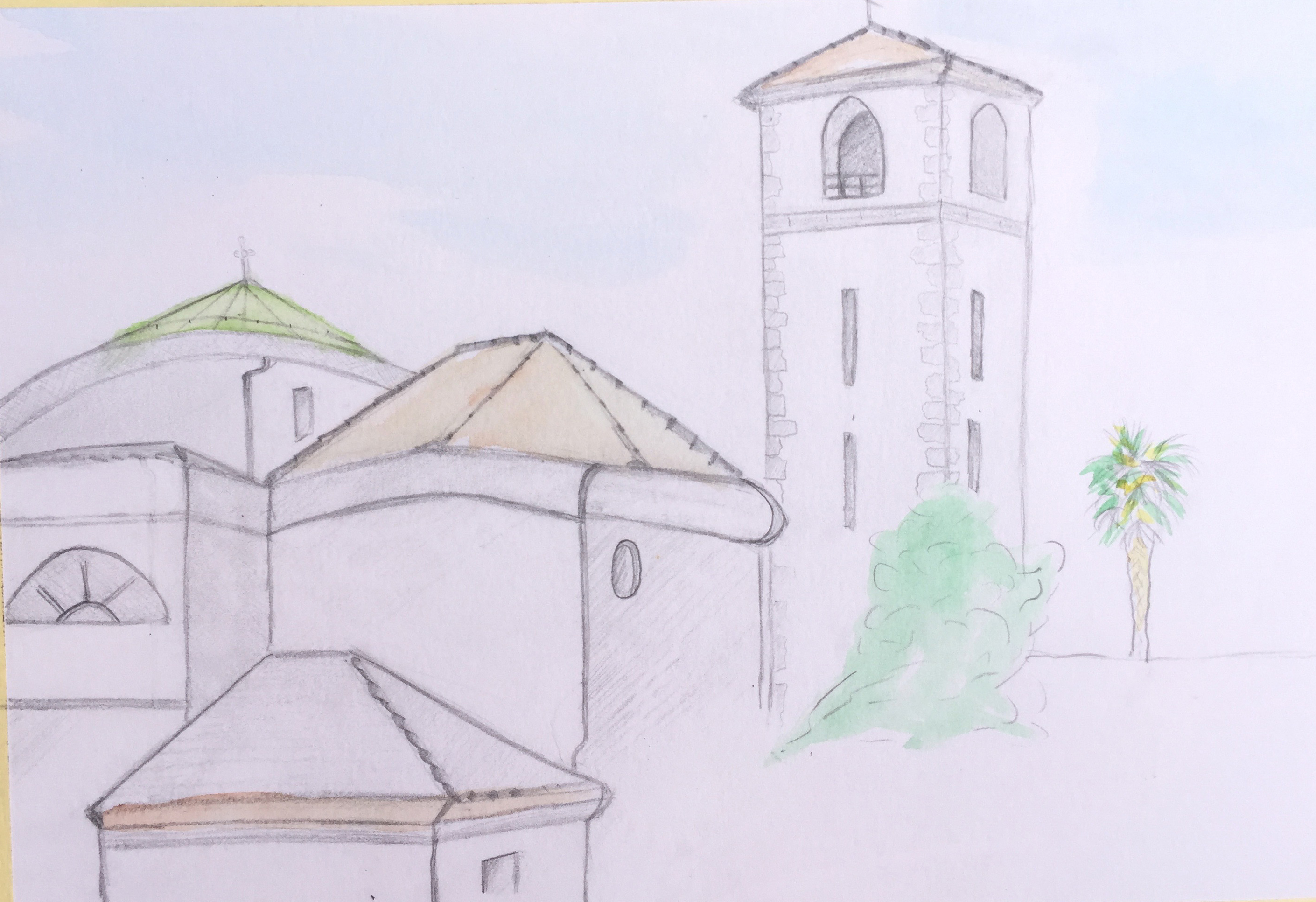 Kirche von St Abbondio_Eveline Etter_13.9.18