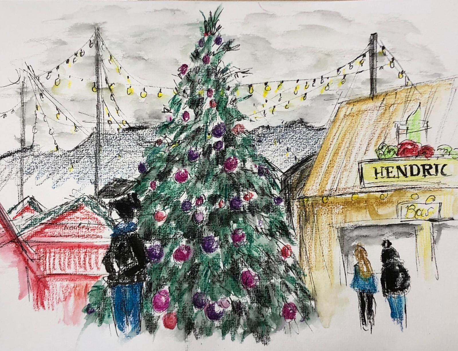 Esther Birchmeier_Weihnachtsmarkt