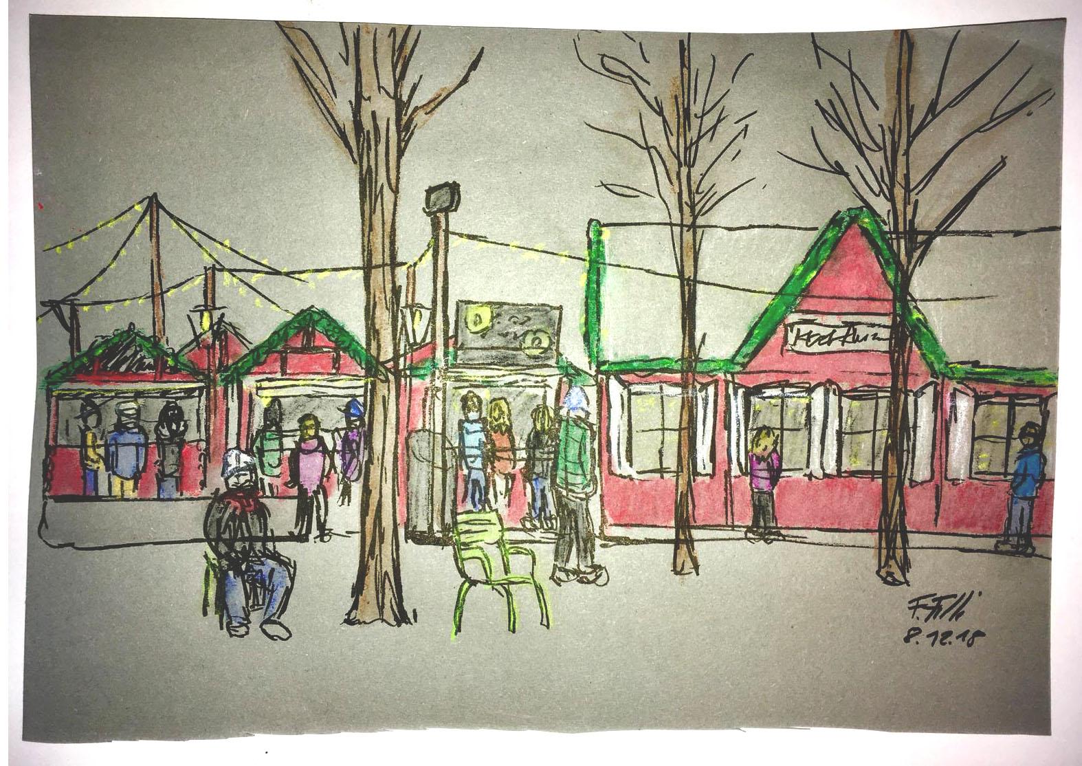 Ferdinand Filli_ Weihnachtsmarkt