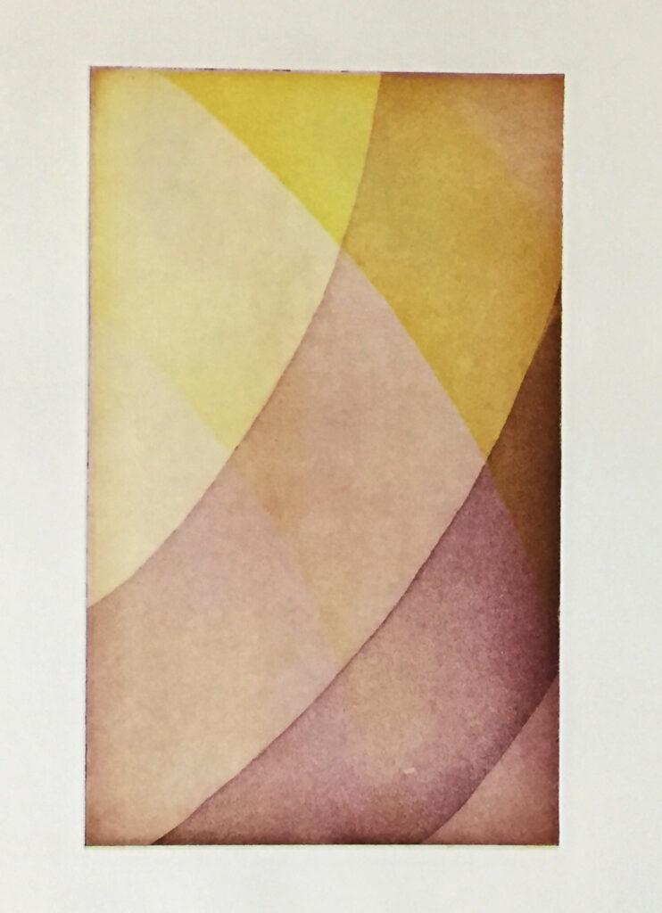 Astrid Amadeo,gravure,print,Paris